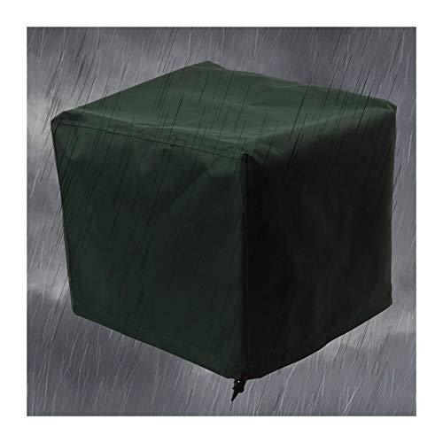 YJFENG Rettangolo Copritavolo E Sedia, All'aperto Coperture Antipioggia per Mobili, 600x300D Impermeabile Tessuto Oxford A Prova di Polvere, con Custodia (Color : Green, Size : 240x140x90cm)