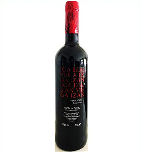 VEGA IZAN ROBLE MEDALLA ORO VINESPAÑA - 1 Botella