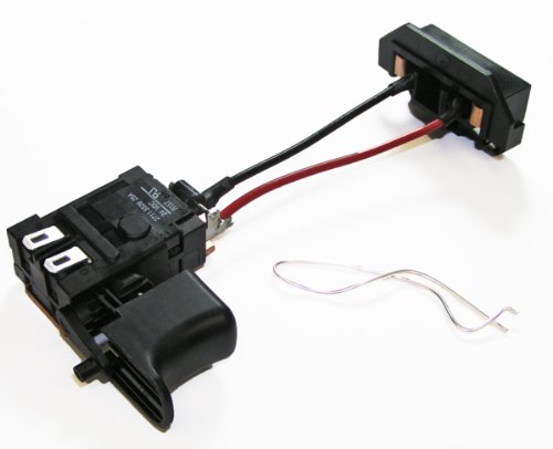 Ridgid R820011/R840011 Cordless Drill Replacement Switch Assembly # 270001400