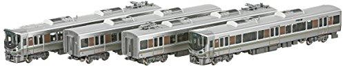 KATO Nゲージ 225系100番台 新快速 4両セット 10-1440 鉄道模型 電車