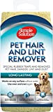 Simple Solution Pet Hair and Lint Remover Sponge | Removes Pet Hair from Surfaces
