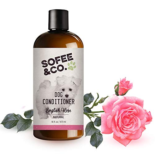 Sofee & Co. Natural Dog Conditioner