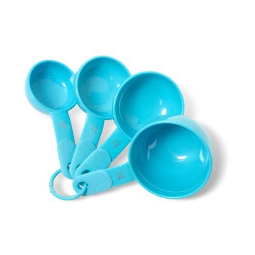 KitchenAid Messbecher, Kunststoff, Türkis, 4 Stück