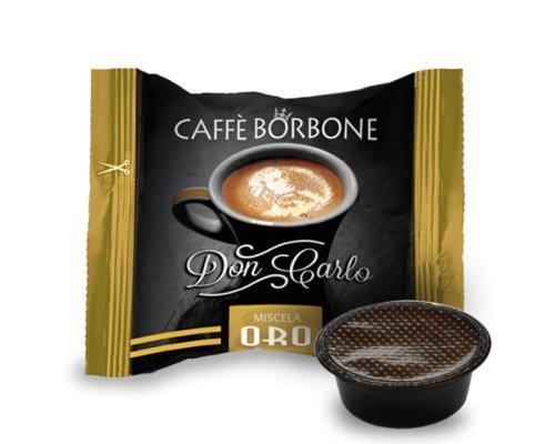 400 capsule Borbone Don Carlo oro compatibili a modo mio