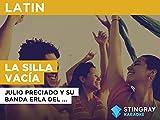 La Silla Vacía in the Style of Julio Preciado Y Su Banda Erla Del Pacífico