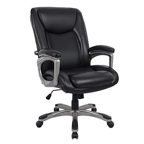 RIMIKING Ergonomic Memory Foam Executive Office Chair