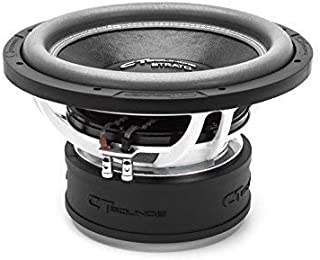 CT Sounds Strato 12 Inch Car Subwoofer 800w RMS Dual 1 Ohm