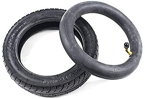YYAI-HHJU Neumático De 200X50 De Diámetro Interno De 13 Cm Y Tubo Interior De 8'Mini Patinete Plegable Eléctrico De Gas Rueda De Silla De Ruedas Neumático Neumático