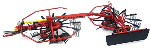 Universal Hobbies - UH4871 - Andaineur - New Holland Prorotor 3223 - USA Version - Echelle 1/32 - Rouge