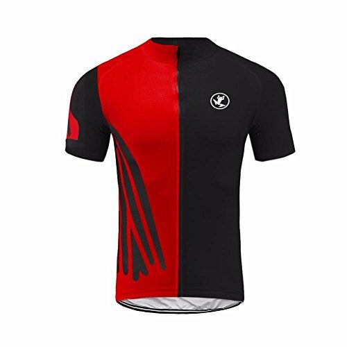 Uglyfrog Cyclisme Jersey Hommes Vélo Jersey 2018 Vélo de Montagne Vêtements Top Vélo VTT Route Chemise Sport T-Shirts Respirant Skull D'été