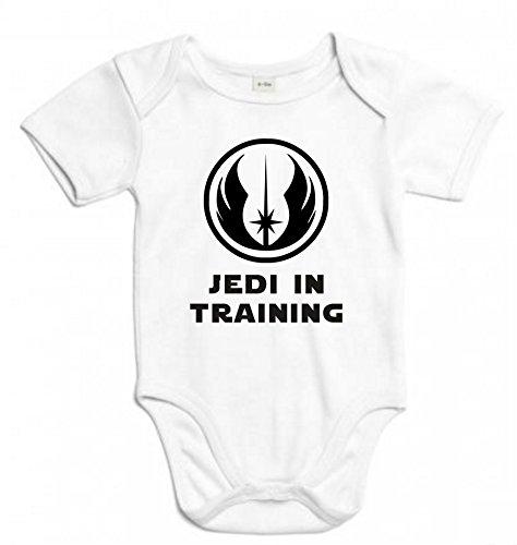 Body de NIÑOS Star Wars Dark Vader Han Solo Fuerza Yoda Leia 3Meses