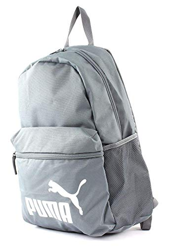 Puma Phase Backpack Laptop Shool Sports 758487 22 Gray, Farben:Grau