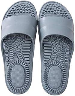 DRUNKEN Slipper for Women's Flip Flops House Slides Home Bathroom Clogs Outdoor Massage Acupressure Sandals