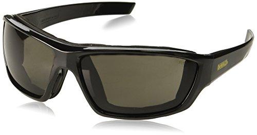 Dewalt Converter DPG83-21D Safety Glasses, Smoke Anti-Fog Lens
