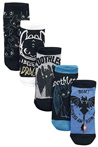 Drachenzähmen leicht gemacht Ohnezahn Frauen Socken Multicolor EU 39-42