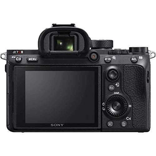 Sony a7R III Mirrorless Camera: 42.4MP Full Frame High Resolution Mirrorless...
