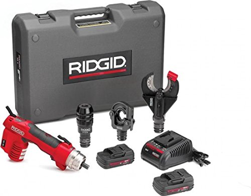 Ridgid 43633 Re 60 Electric Tool Box met 3 connectoren