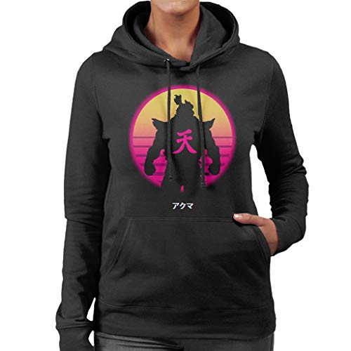 Cloud City 7 Dota 2 Demon Shadow Fiend Women's Hooded Sweatshirt