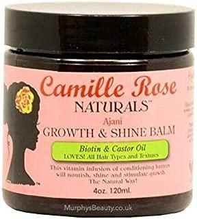 Camille Rose Naturals Ajani Growth & Shine Balm, 4.0 oz.