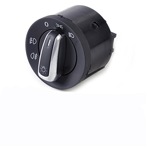 3C8941431C Interrupteur de phare pour Golf GTI Jetta Passat Tiguan Touran Caddy Lapin