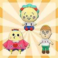 COJI COJIぬいぐるみ おしゃれな服 全3種 【コジコジ/次郎/ジョニー】