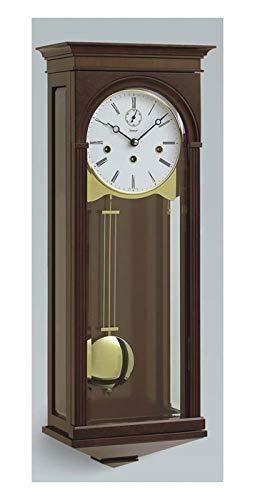 Kieninger 2727-23-01 Pendeluhren Wanduhren klassisch Regulateure Mechanische Uhren Nussbaum