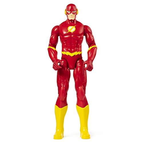 DC Comics, 12-Inch The Flash Action Figure, Multicolor (6056779)