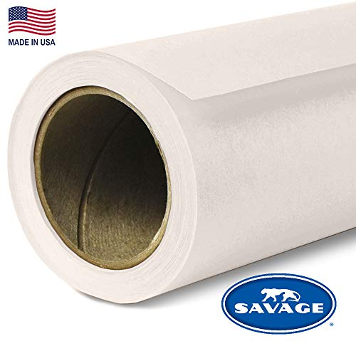 Savage Seamless Background Paper - #51 Bone (53 in x 18 ft)