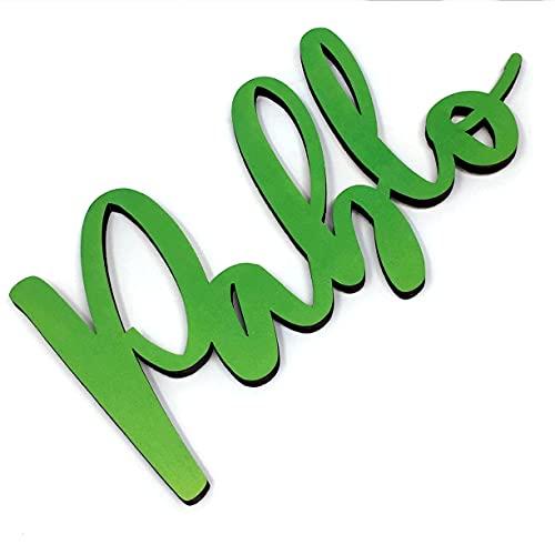 Nomi decorativi in legno Nomi personalizzati per la decorazione e la casa • Nomi decorativi in legno • Cartello con nome personalizzabile 30 cm | 40 cm | 50 cm
