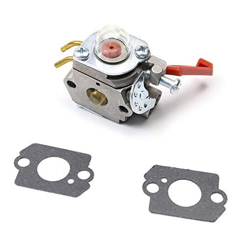 Itlovely Kit de juntas de carburador para Homelite UT-20760 UT-20760-A UT-20769 UT-20769-A UT20771 Zama C1U-H47