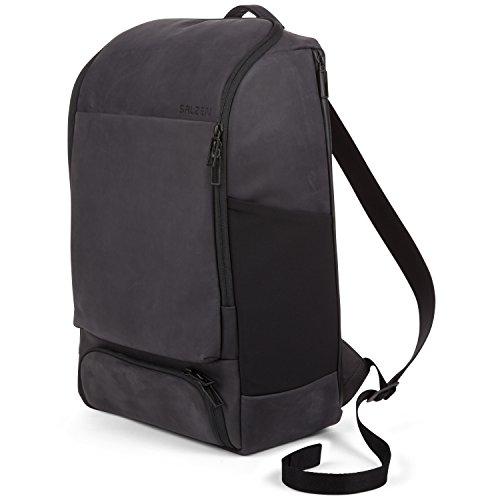 SALZEN Alpha Leather Laptop-Rucksack 15,6