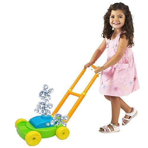 Tosaerba Giocattolo Produci Bolle Per Bambini