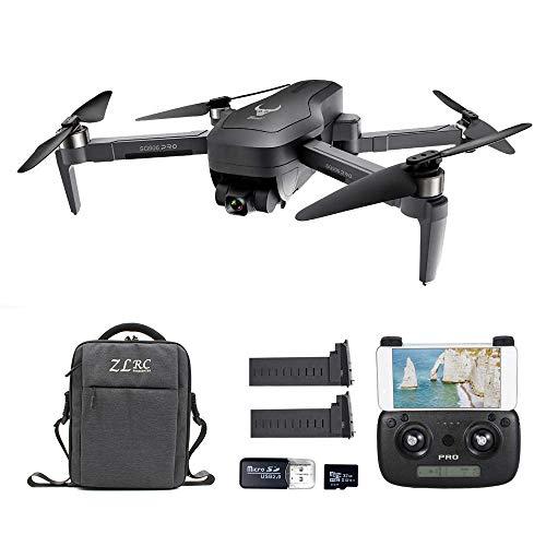 GoolRC SG906 PRO GPS RC Drohne mit Kamera 4K 5G WiFi 2-Achsen Gimbal 25 Minuten Flugzeit Bürstenloser Quadcopter Follow Me MV Gestenfoto Mit Tragbarer Tasche