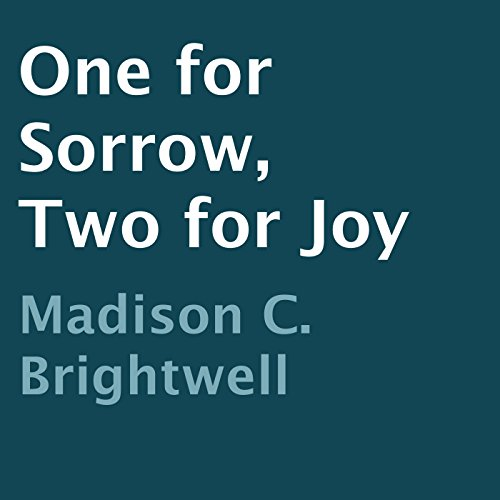 One for Sorrow, Two for Joy audiobook cover art