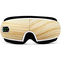 Juyou Portable Electric Bluetooth Eye Massager with Heat Air Pressure Vibration