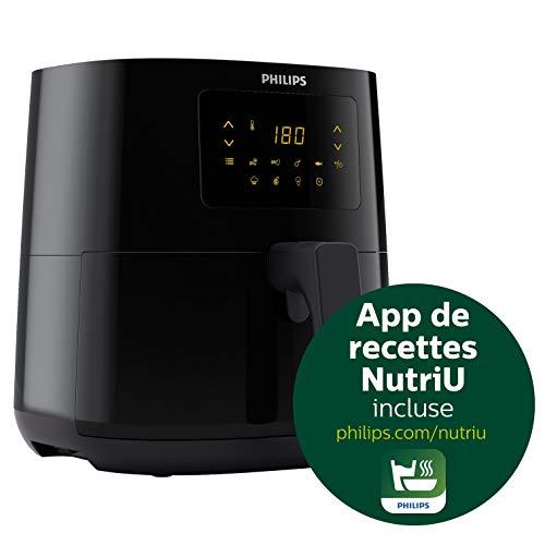 Philips HD9252/90 Airfryer Compact Noir - Bien plus quune fr