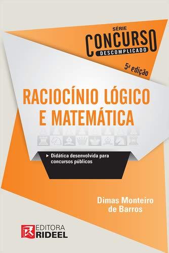 Raciocínio Lógico e Matemática