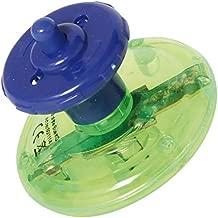 SAMTITY Dr/ücken Sie Kreisel Spielzeug mit LED und Musik Kreisel Spielzeug Musik Peg-Top Kleinkinder Kreisel Spielzeug Geschenk f/ür Kinder