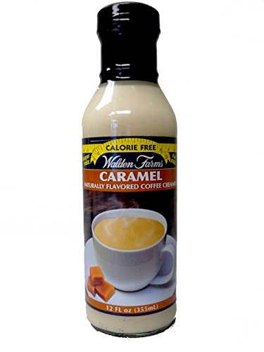 Walden Farms Coffee Creamers Caramel, 6 Stück