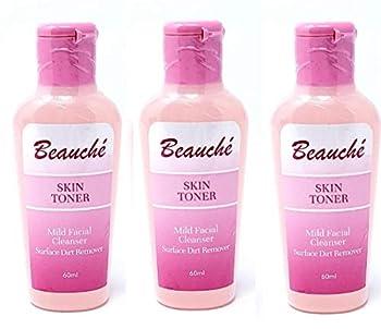 3  Pack  Beauche Skin Toner 60 Ml by Beauche