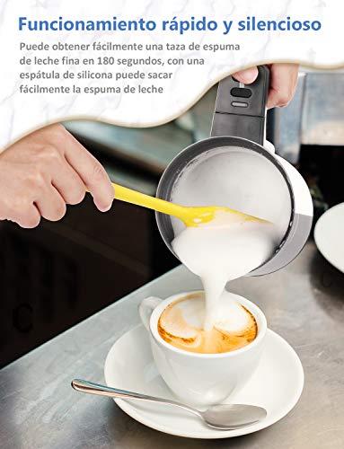 YISSVIC Batidoras espumadoras de leche automáticas