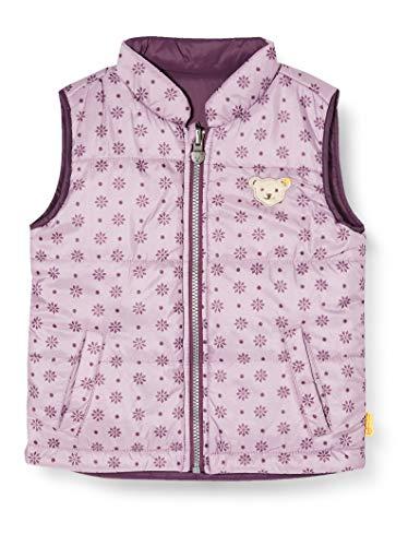 Steiff Mädchen Weste, Violett (Lavender Mist 7020), (Herstellergröße:92)