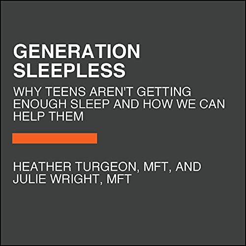Couverture de Generation Sleepless