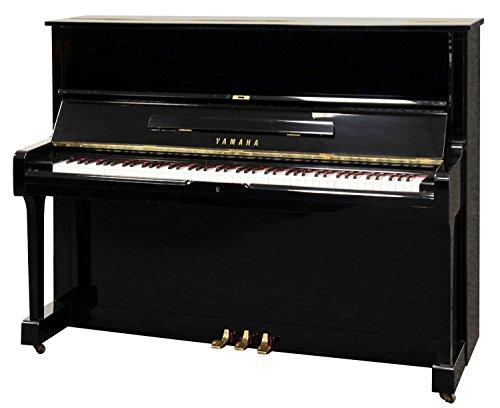 Yamaha U1G Klavier schwarz, gebraucht