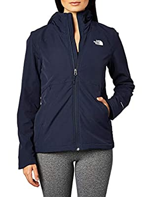 The North Face Women's Shelbe Raschel Hoodie, Urban Navy, Small