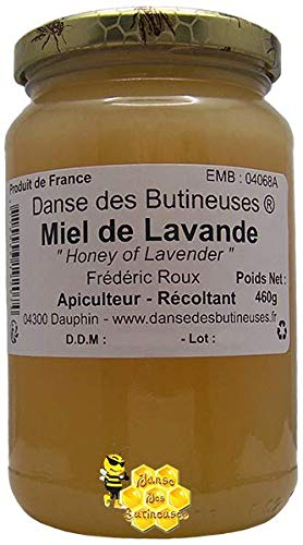 Lavendelhonig 460g / Produkt aus Frankreich