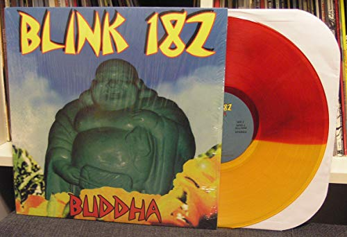 Buddha LP (Half Red/Half Yellow Vinyl) (Limited to /1000 copies)
