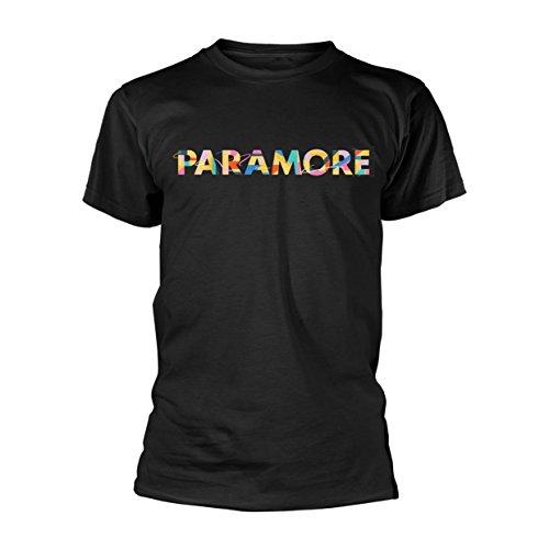 Paramore - Camiseta para Hombre, Color Negro