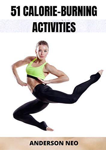 51 Calorie-Burning Activities (Portuguese Edition)