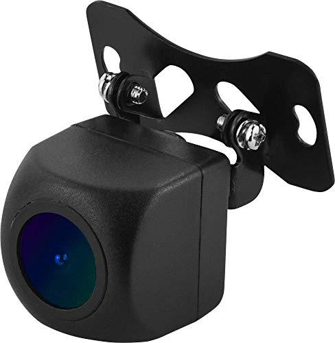 Auto Rückfahrkamera - AHD IP68 Wasserdicht Rückfahrhilfe & Einparkhilfe mit 1280 x 720 Pixel einem Weitwinkel von 170°,Nachtsicht Rückfahrkamera für die meisten Geräte,Unterstützt NTSC / PAL TV system